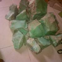Bongkahan Green Buton