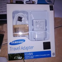 Charger Adapter Fast Charging 10.6W 2A For Samsung Galaxy S4 Original