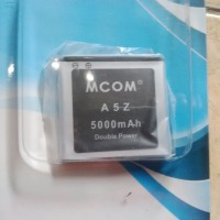 Baterai Mcom Double Power Evercoss A5Z 5000mah