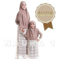 supplier hijab ; alicia couple by naura