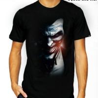 harga Kaos 3D (T-Shirt 3D) Joker (Jotu The Ker) Tokopedia.com