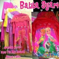 Frozen Kids Syar'i (Batita)