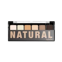 NYX The Natural Shadow Pallete