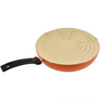 harga Wajan Deep Fry Lapis Keramik Ori Fincook 28cm Tokopedia.com