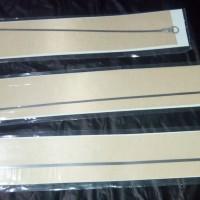 Refill Elemen Press Plastik PE/ PP (Neklin) 30 Cm