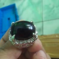 harga Batu Kecubung Wulung Titanium Size Kantoran Tokopedia.com