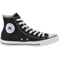 Sepatu Converse All Star High hitam putih