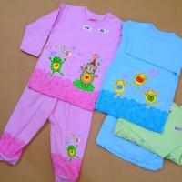 0287 Costly Baju Stelan Bayi Balita Anak