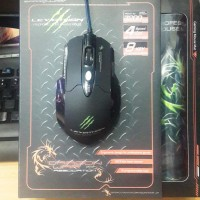 Elephant Leviathan Dragon War - Free Mousepad