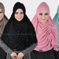 Syiria Shejab Marissa / Jilbab Instant Zahra Kerut