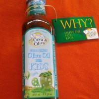 Organic Extra Virgin Olive Oil for Kids