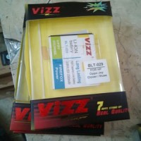 Baterai BLT029 BLT-029 Double Power Vizz Oppo Find Muse R821 2500Mah