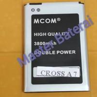 Baterai Evercoss Cross A7 4L-C Double Power 3800mAh