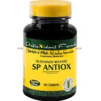 8352A - Suplemen nutrisi vitamin mineral Nature Plus SP Antiox isi 60