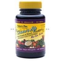 8335A - Suplemen nutrisi vitamin mineral Nature Plus SOL Mini Tabs No Iron isi 45