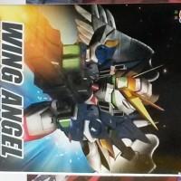 Gundam SD merk Yolly tipe Wing Angle Zero