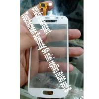 Touchscreen Samsung s4 mini replika i9190 seri b