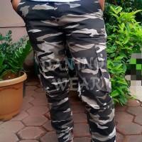 "celana jogger army ""DE DUST"" || pre order"