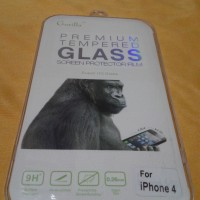 Gorilla Tempered Glass for Iphone 4