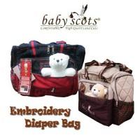 """Tas Baby """"Baby Scots"""" Warna Merah"""