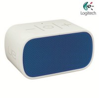 Logitech UE Mobile Boombox Blue Portable Wireless Bluetooth Speaker