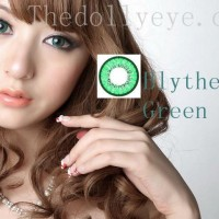 Softlens Blythe Eye / Princess Universe Green (Hijau)