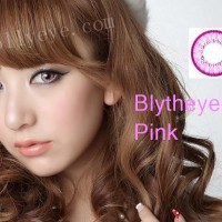 harga Softlens Blythe Eye / Princess Universe Pink (merah Muda) Tokopedia.com