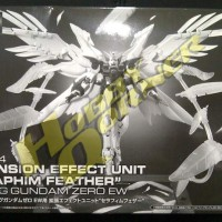 "RG 1/144 Expansion Effect Unit ""Seraphim Effect"" For RG Wing Zero EW"