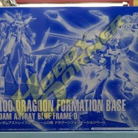 MG 1/100 Dragoon Formation Base for MG Astray Blue Frame D