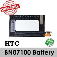 Baterai Battery Batre Batrei Htc One M7, One Dual Sim Bn07100 Original