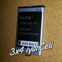 harga Baterai/battery Modem Bolt Zte Mf90 (bolt Wifi) 3800mah Tokopedia.com