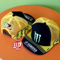 Topi Rossi Official 2015 Snapback Jaring