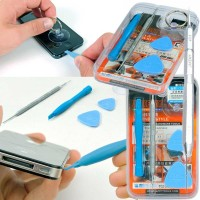Tool Kit Set Pembuka Kesing Cellphone HP iPhone 5 5S 4S 4 Case Opener