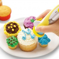 KUHN RIKON - alat hias kue / cake decoration ( frosting deco pen)