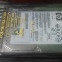 Hardisk Server HP 146GB 2.5 Inch 10K SAS 507119-003