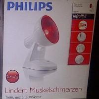 Lampu Terapi Infrared - Philips InfraPhil - Murah Bagus utk Saraf