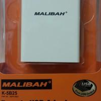 MALIBAH 5-PORTS USB ADAPTOR