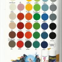 PYLOX Basic Warna PUTIH / WHITE PB101 300 cc / Cat Semprot Spray Besi