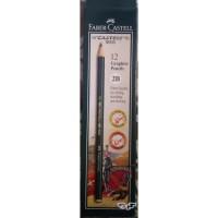 Pensil / Pinsil Kayu 2B Faber Castell