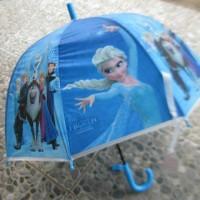 Payung mangkok frozen untuk anak2