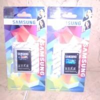 harga Baterai Samsung Valencia Qwerty C6625 C6620 1300mah Original Oem Segel Tokopedia.com