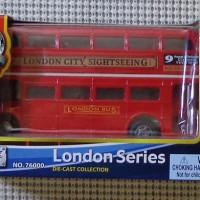 London City Bus Tingkat - London Taxi Company (besar)