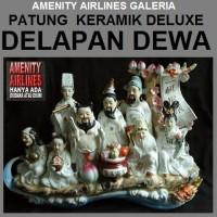 harga Patung 8 Dewa ( 8 Chinese Gods ) Tokopedia.com