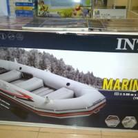 perahu karet mariner 4 set INTEX
