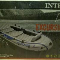 harga Perahu Karet Intex Excursion Tokopedia.com