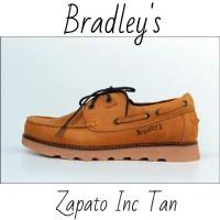 SEPATU BRADLEYS ZAPATO LEATHER 02