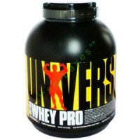 8839A - Universal Nutrition Ultra Whey Pro Vanilla 2LB - Suplemen nutrisi otot