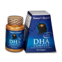 8207A - Nature's Health DHA Complex isi 60 - suplemen nutrisi vitamin mineral
