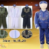 Baju Muslim / Koko Anak 6 - 10 tahun
