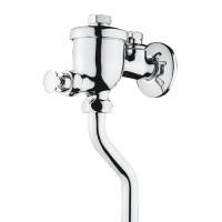 Sparepart TOTO Kran Urinal T60RN Flush Valve - Chrome